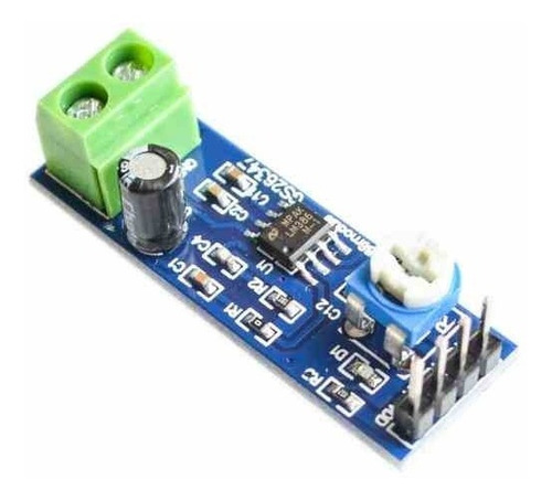 Modulo Amplificador De Audio Con Lm386 5-12v
