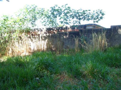 Terreno Residencial À Venda, Sousas, Campinas. - Te3813