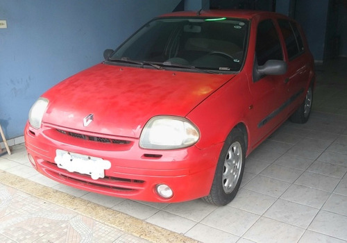 Imagem 1 de 10 de Renault Clio 1.0 16v Rt 5p 2001