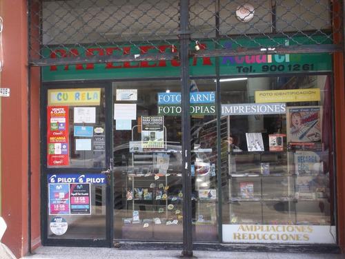 Imagen 1 de 7 de Local Comercial En Venta En El Centro: Cuareim Y Colonia