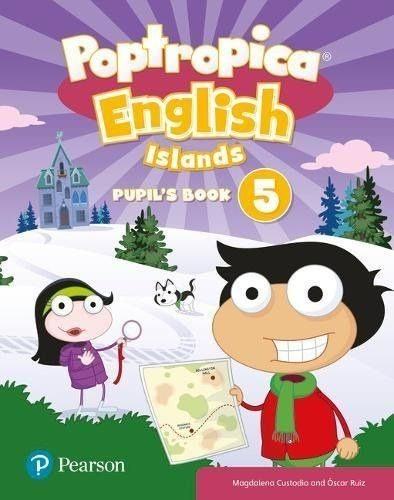 Imagen 1 de 2 de Poptropica English Islands 5 Pupil´s Book + Online - Pearson