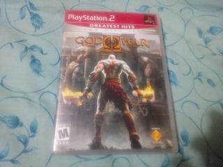 God Of War 2 Edicion Dos Discos