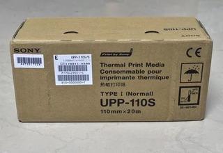 Papel Térmico De Impresión Rollo Sony Upp-110 S