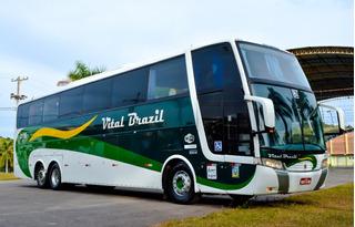 Busscar Jum Buss 400 Scania K124ib 360 6x2