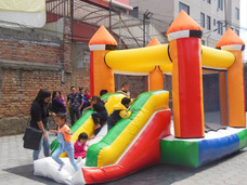 Alquiler Saltarin Inflable, Eventos Y Fiestas Infantiles.