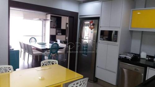 Apartamento Com 3 Dormitórios À Venda, 140 M² Por R$ 690.000,00 - Jardim Bela Vista - Santo André/sp - Ap1032