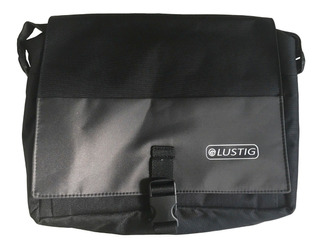 Bolso Morral Para Proyector Lustig Bp01pro 35 X 25 X 10 Cm