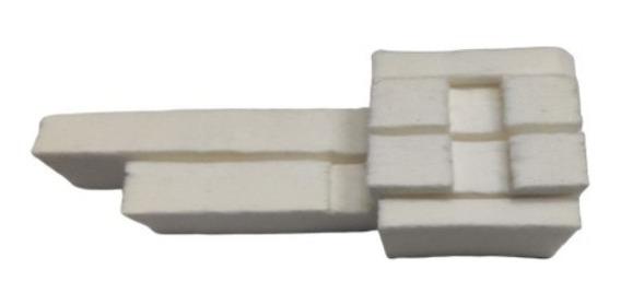 Almofada Esponja Feltro Epson L355 L365 L380 L395 L495