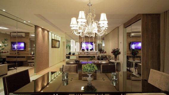 Apartamento Com 3 Dorms, Jardim Urano, São José Do Rio Preto - R$ 500.000,00, 104m² - Codigo: 809 - V809