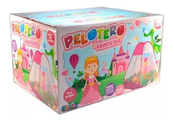 Pelotero Princesa C/75 Pelotas Fd7701 (405-0042) E. Full