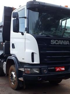 Scania G 440 6x4 2012/13