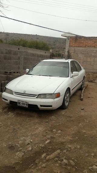 Honda Accord 2.4 Ex Sedan L4 Tela Mt 1998
