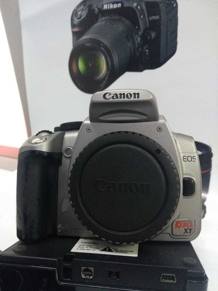 Câmera Canon Xt Corpo