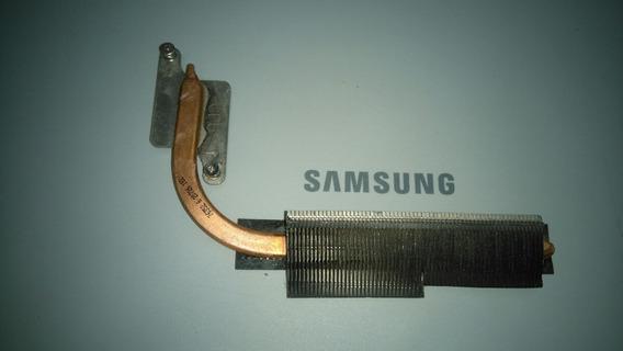 Dissipador Para Notebook Original Samsung Rv411, Rv420, Rv51