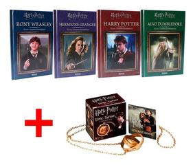 Harry Potter Guia Cinematográfico + Kit Time Turner Sticker