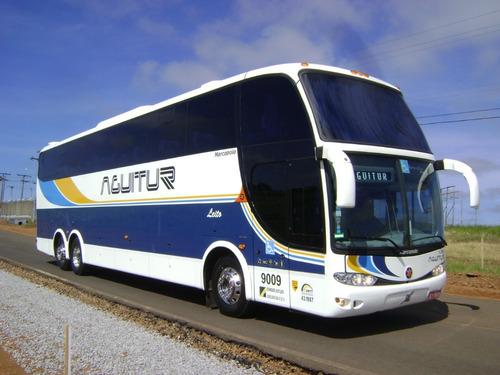 Ônibus Marcopolo Ld 1550 Volvo B12r 420cv