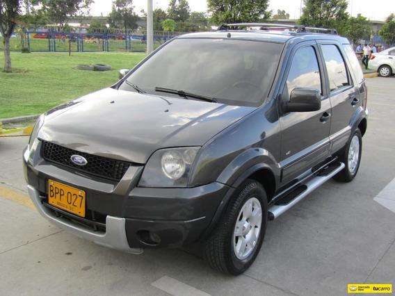 Ford Ecosport 2.0 L 4x4