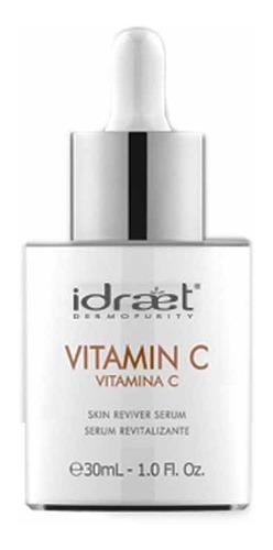 Serum Revitalizante - Vitamina C Noche - Idraet