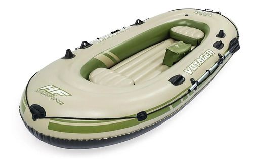 Bote Gomón Inflable Voyager 500 Bestway 348 X 142 Cms.