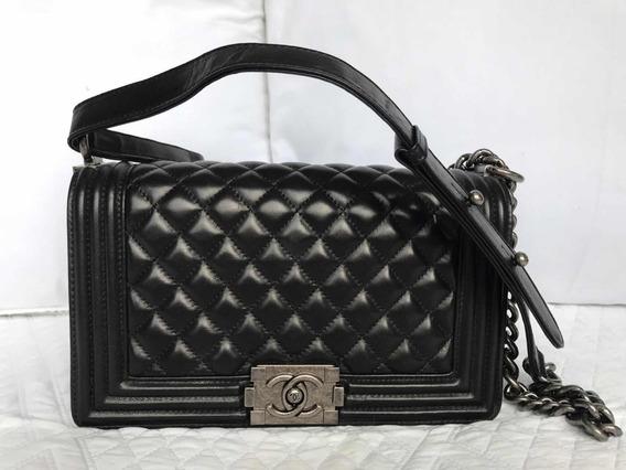 Bolsa Chanel Boy Perfeita