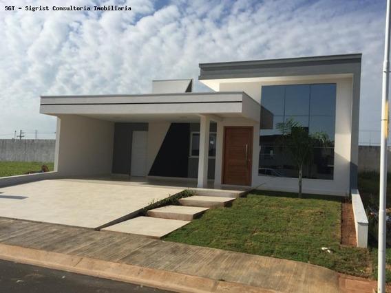 Casa Em Condomínio Para Venda Em Indaiatuba, Residencial Jardim Dona Lucilla, 3 Dormitórios, 3 Suítes, 2 Banheiros, 4 Vagas - 390