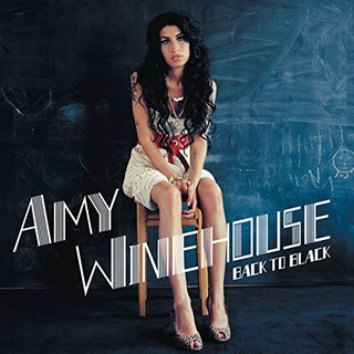 Amy Winehouse Back To Black Vinilo Nuevo Envio Gratis