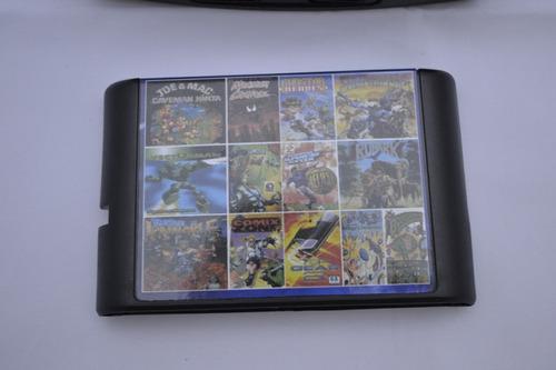 Cartucho Sega De 109 Juegos Clasicos