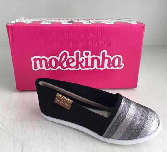 Sapatilha Infantil Molekinha Ref-2015.1208