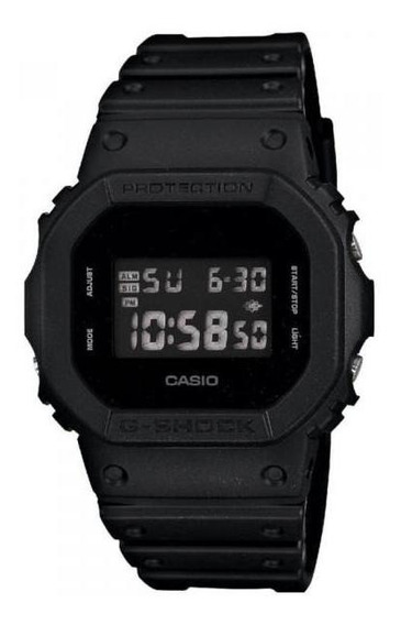 Relógio G-shock Dw-5600bb-1dr Masculino Promoção 50%
