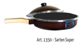 Sarten Super Olla Aluminio Antiadherente Eterna 1350