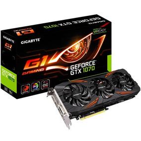 Geforce Gtx 1070 8gb - Gigabyte