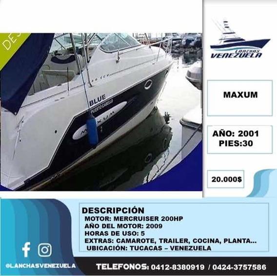 Maxum Lv138