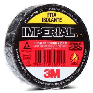 Fita Isolante 18mm X 20m X 0.13mm 750v Imperial