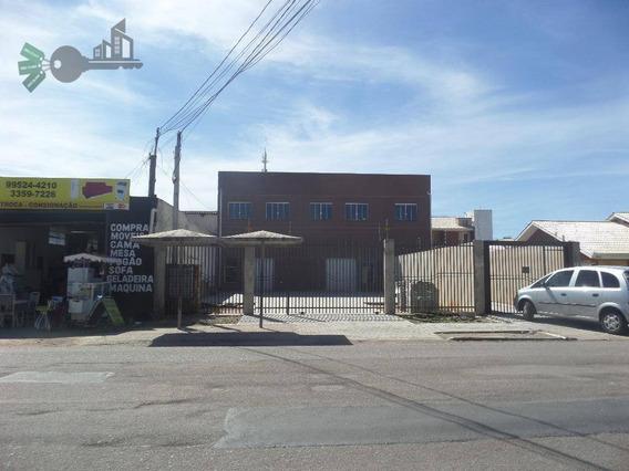 Sala Comercial Para Locação, Boqueirão, Curitiba. - Sa0005