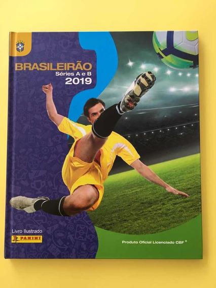 Brasileirao 2019, Album Capa Dura Completo Com Frete Gratis