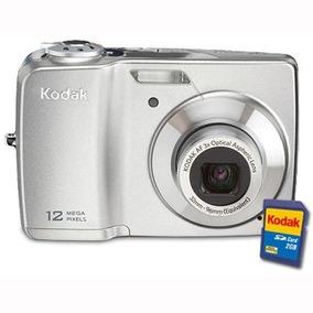 Câmera Digital Kodak Easyshare C182 + Cartão De Memória 2gb