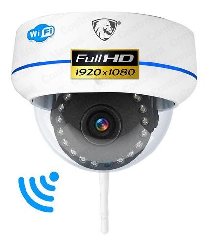 Camara Wifi Ip Mini Domo Espia Video Full Hd Seguridad Dvr Inamabrica Vigilancia Remota App Celular Vision Nocturna