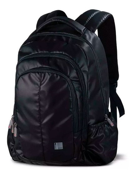 Mochila Swisspack Trip Marrom Escuro - Ate 15.6 Polegadas