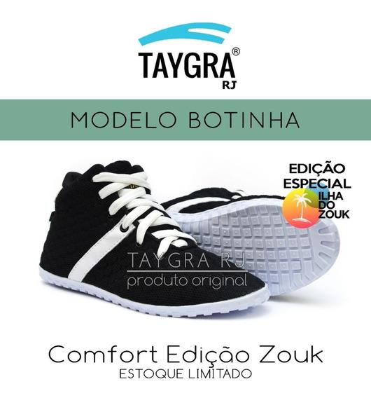 Taygra Botinha Comfort Edição Limitada Zouk