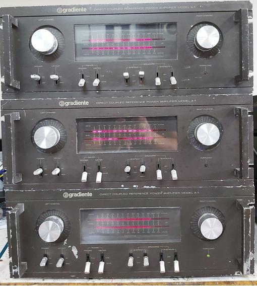 Amplificador Gradiente A1((valor Unitário))