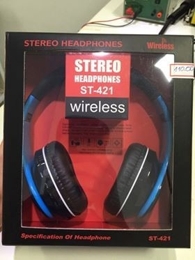 Headphone Stereo Wireless