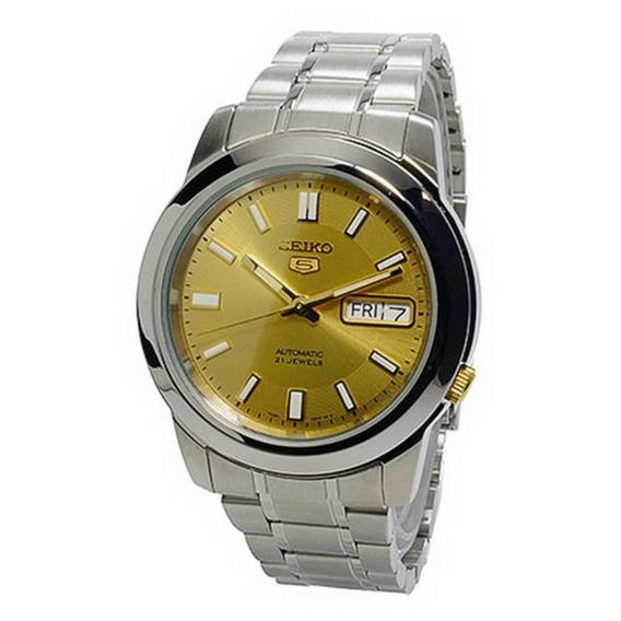 Relógio Seiko 5 Automático Masculino Snkk13k1