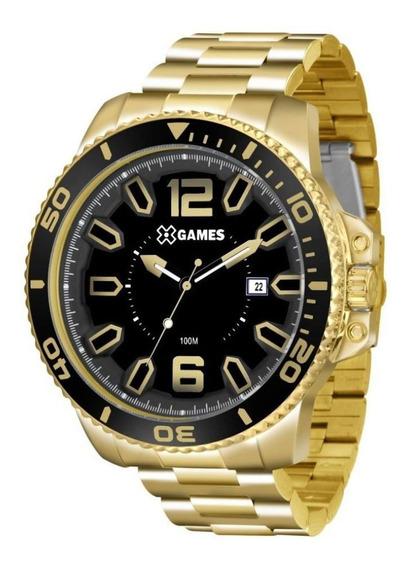 Relógio Xgames Xmgs1019-p2kx - Dourado