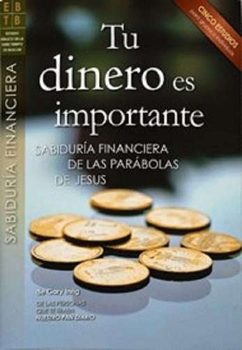 Imagen 1 de 2 de Tu Dinero Es Importante - Guia Estudio Biblico, Varios Auto
