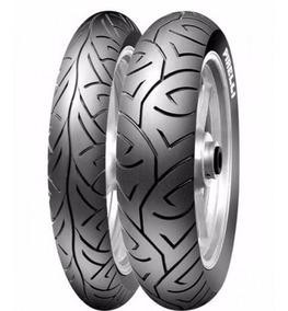 Par Pneu Pirelli 100/90-18 E 140/70-18 Cbx750f 7 Galo