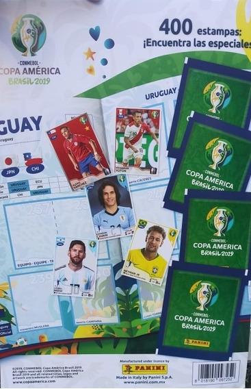 Estampas Panini Copa América 2019 (precio Por Estampa)