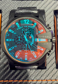 Relógio Diesel 10 Bar! 100% Funcional