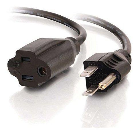Imagen 1 de 7 de Cable De Extension C2g / Cables To Go 29930 16 Awg Cable De