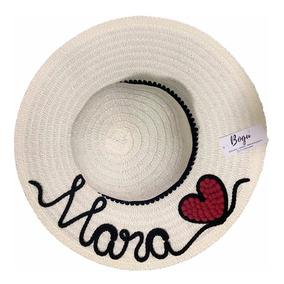 Chapéu Personalizado De Praia Piscina Casamento Em Promoção