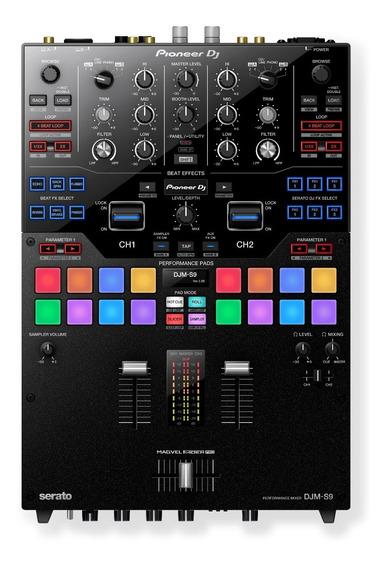 Mixer Djm S9 Pioneer + Nf + Garantia De 1 Ano